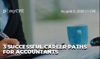 3 Successful Career Paths for Accountants