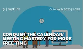 Conquer the Calendar: Meeting mastery for more free time.