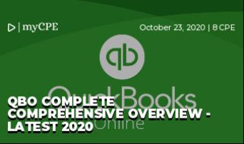 QBO Complete Comprehensive Overview - Latest 2020