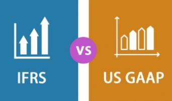 Differences between IFRS and GAAP