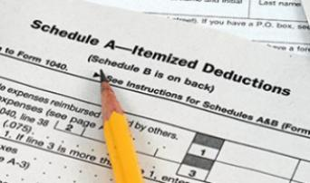 Itemized Deduction Updates - With Examples & Case Studies (Basic Overview)