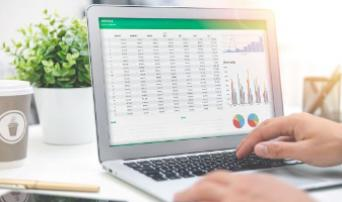 Excel Accountant: Table Feature