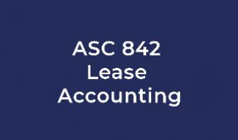 Executive Overview of Leases (Topic 842): Exploring Both the Accounting & Tax Implications