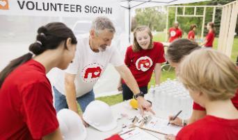Involving Volunteers in Your Development Program