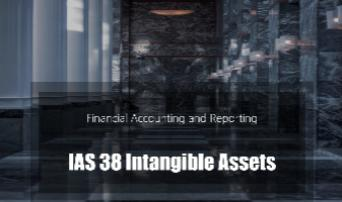 THE DEFINITION OF INTANGIBLE ASSETS AS PER IAS 38
