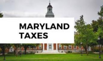 Maryland State Tax Course - for Maryland Tax Prepaprers