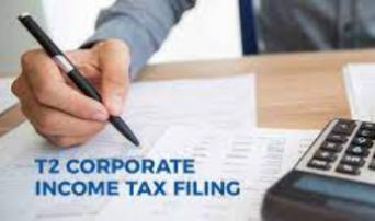 2020 T2 Step-by-step Guide Preparing Corporate Tax Return using Profile Tax T2