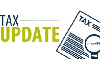 Monthly Tax Update