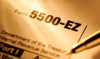 Form 5500 EZ Regulatory Requirements and Retirement Plans for Self-Employed Individuals