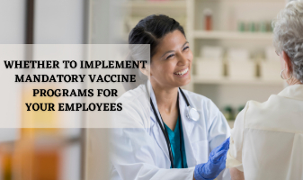Vaccine Programs for Your Employees PDC Course
