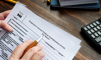 IRS Form 940 and Unemployment