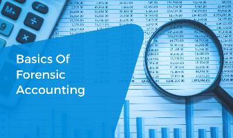 Basics Of Forensic Accounting