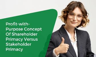 Shareholder Primacy Versus Stakeholder Primacy CPE Course