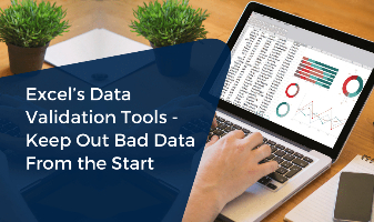 excel data management tools CPE course