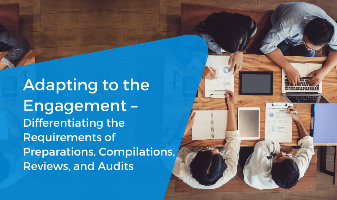 Audits Engagement and SSARS CPE Course