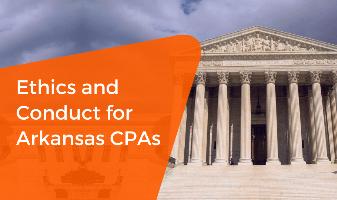 Ethics CPE Course for Arkansas CPAs