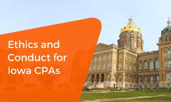 Free Ethics Course for Iowa CPAs