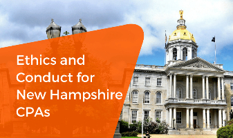 Free Ethics Course for New Hampshire CPAs