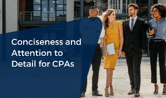 concise marketing CPE Course