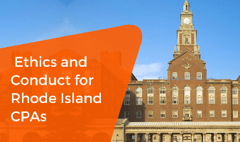 Free Ethics Course for Rhode Islands CPAs