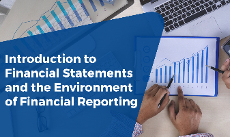 Introduction to financial Statements CPE Selfstudy Course