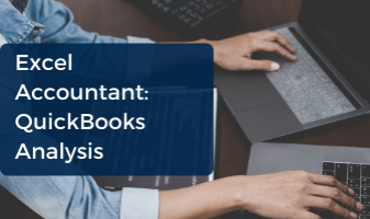 QuickBooks Analysis CPE Self-Study Course