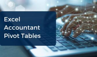 Excel Pivot Tables CPE Self-Study Webinar