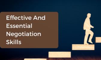 Negotiation Skills CPE Self-Study Course
