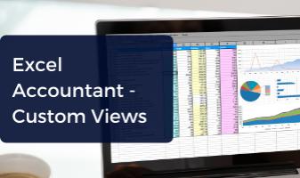 Excel Accountant - Custom Views
