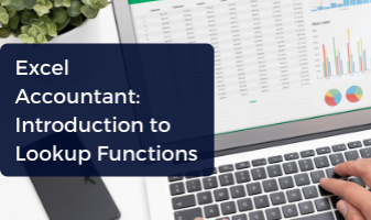Excel Accountant: Intro to Lookup Functions