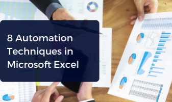 8 Automation Techniques In Microsoft Excel