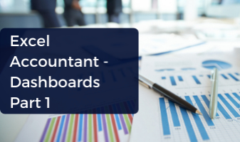 Excel Accountant: Dashboards Part 1