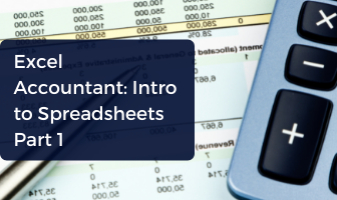 Spreadsheets In-Depth Excel CPE Course