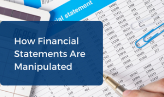 Financial Statements Are Manipulated CPE Webinar