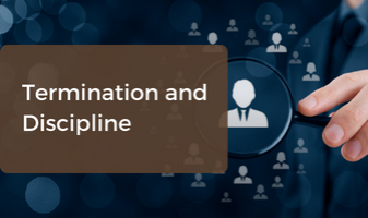 Termination and Discipline Course for SHRM, HRCI