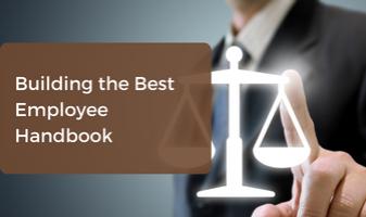 creating an employee handbook for SHRM , HRCI, CMA and CPA