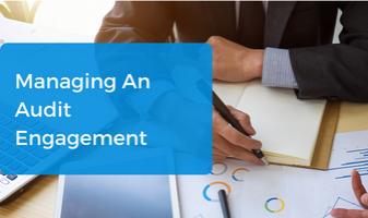Managing An Audit Engagement