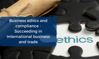 Business ethics and compliance CPE Course