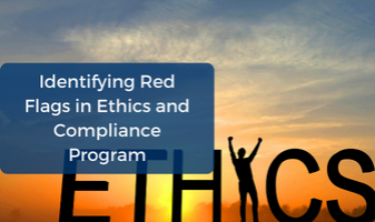 Red Flags in Ethics and Compliance Program