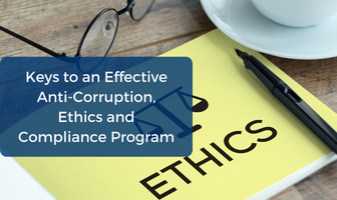 Anti-Corruption Ethics and Compliance