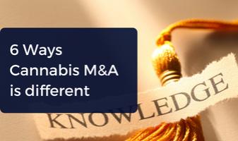 Cannabis M&A Service