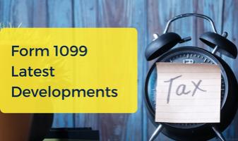 Form 1099 Latest Developments CE Course