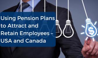Pension Plans to Retain Employees