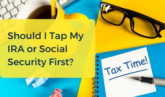 CPE | CE Course on IRA Account or Social Security First