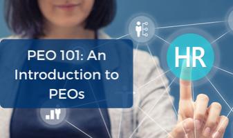 Professional Employer Organization (PEO 101)