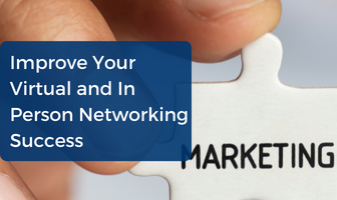 Virtual and In Person Networking Success