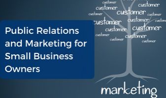 Public Relations and Marketing for Small Business CPE Course