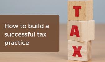 successful tax practice CPE Course